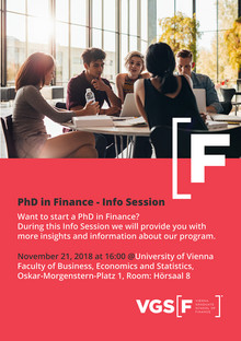 Info Session - University of Vienna